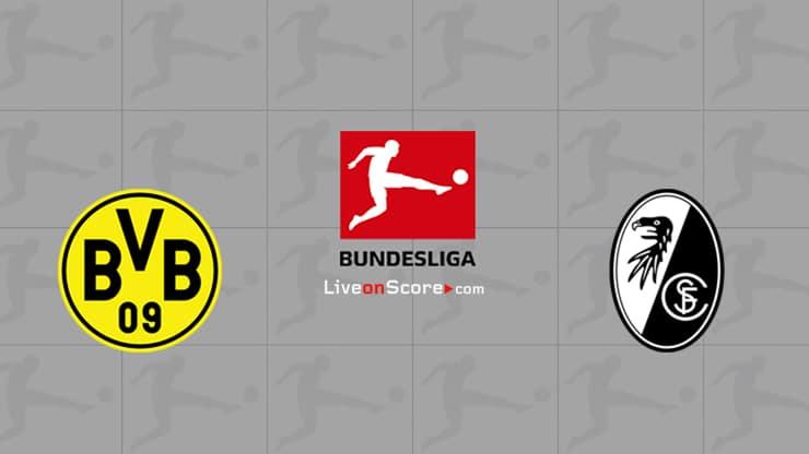 Dortmund vs Freiburg Preview and Prediction Live stream ...