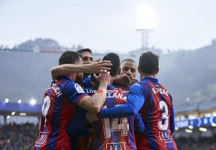 Eibar 3-0 Levante Full Highlight Video – LaLiga Santander