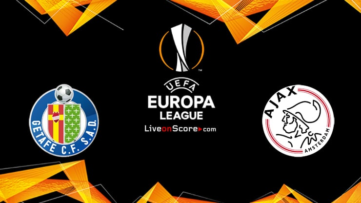 Getafe vs Ajax Preview and Prediction Live stream UEFA Europa League 1/16 Finals  2020