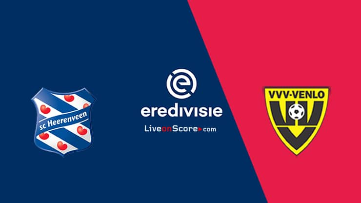 Heerenveen vs Venlo Preview and Prediction Live stream – Eredivisie 2020