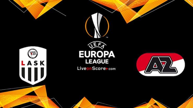 LASK vs AZ Alkmaar Preview and Prediction Live stream UEFA Europa League 1/16 Finals  2020