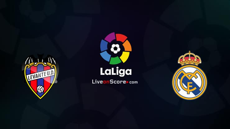 Levante vs Real Madrid Preview and Prediction Live stream LaLiga Santander 2020