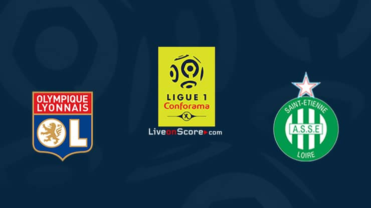 Lyon vs St Etienne Preview and Prediction Live stream Ligue 1 2020