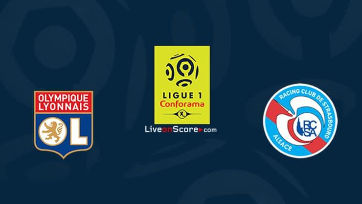 Lyon vs Strasbourg Preview and Prediction Live stream Ligue 1 2020