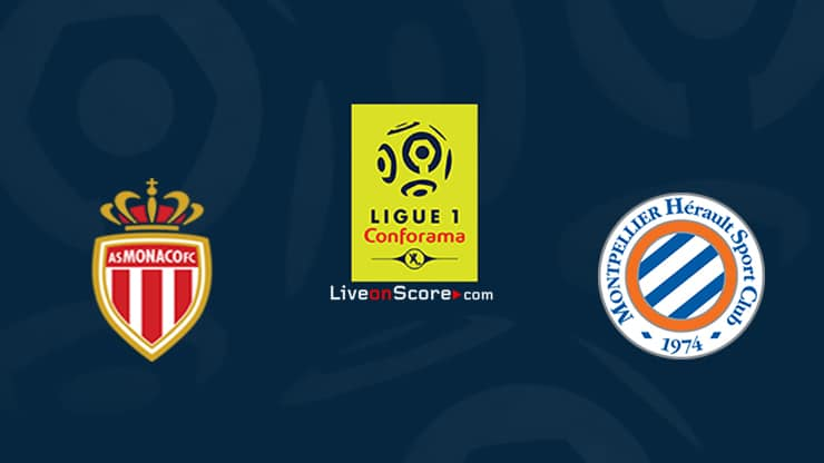 Monaco vs Montpellier Preview and Prediction Live stream Ligue 1 2020