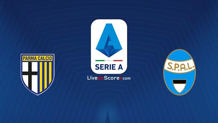 Parma vs Spal Preview and Prediction Live stream Serie Tim A 2020