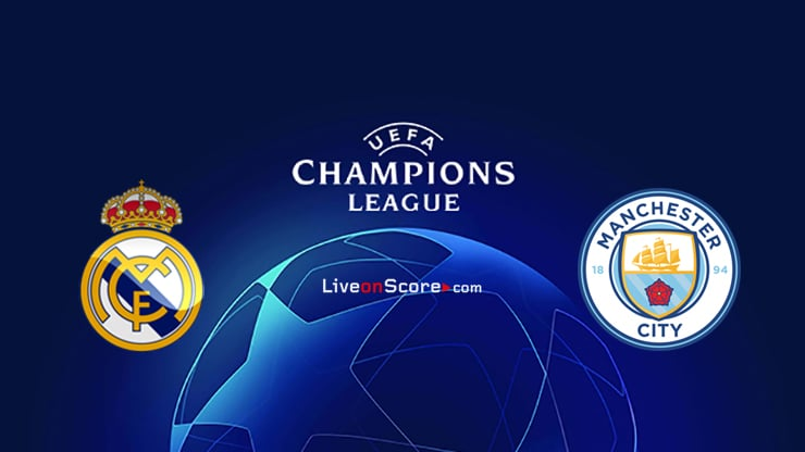 Real Madrid vs Manchester City Preview and Prediction Live stream UEFA Champions League 1/8 Finals  2020