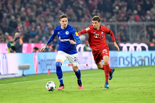 Live Stream Schalke Bayern
