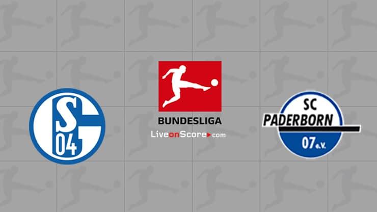 Schalke vs Paderborn Preview and Prediction Live stream Bundesliga 2020
