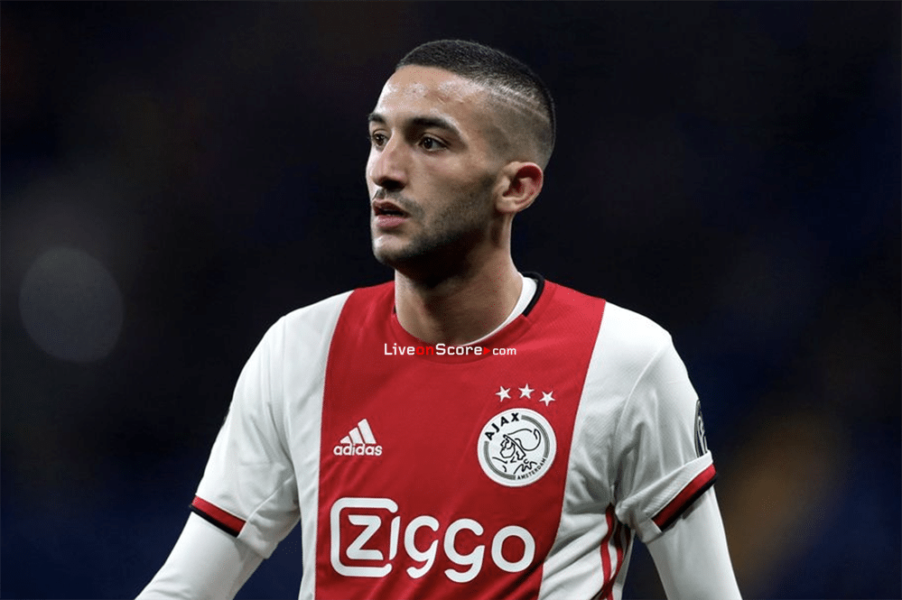 Chelsea agree to sign Ziyech from Ajax