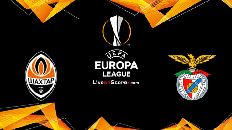 Shakhtar Donetsk vs Benfica Preview and Prediction Live stream UEFA Europa League 1/16 Finals  2020