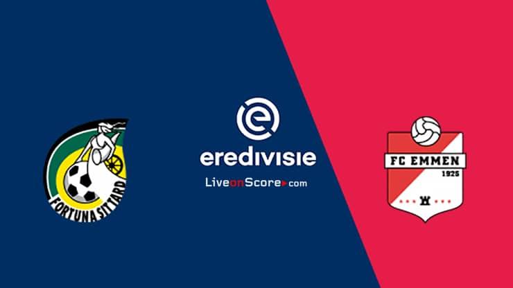 Sittard vs FC Emmen Preview and Prediction Live stream – Eredivisie 2020