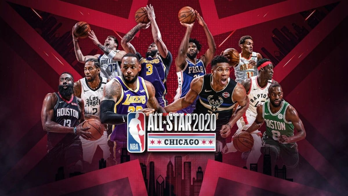 Team Giannis vs Team LeBron Preview and Prediction Live stream NBA All Star 2020
