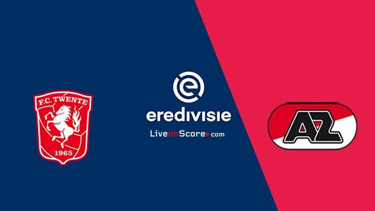 Twente vs AZ Alkmaar Preview and Prediction Live stream – Eredivisie 2020