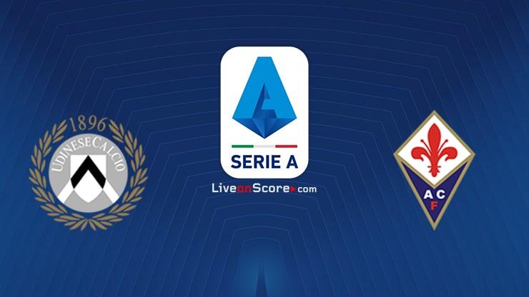 Udinese vs Fiorentina Preview and Prediction Live stream Serie Tim A 2020