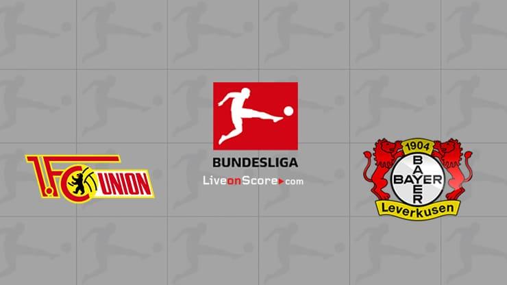 Union Berlin vs Bayer Leverkusen Preview and Prediction Live stream Bundesliga 2020