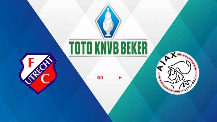 Utrecht vs Ajax Preview and Prediction Live stream KNVB Cup 2020