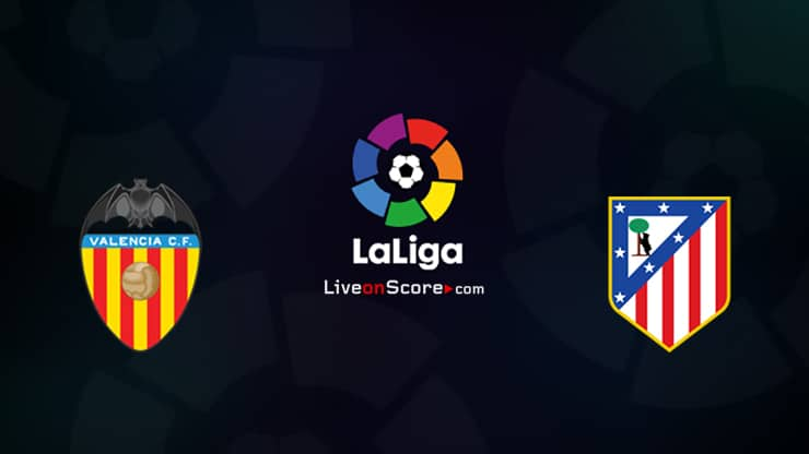 Valencia vs Atl. Madrid Preview and Prediction Live stream LaLiga Santander 2020