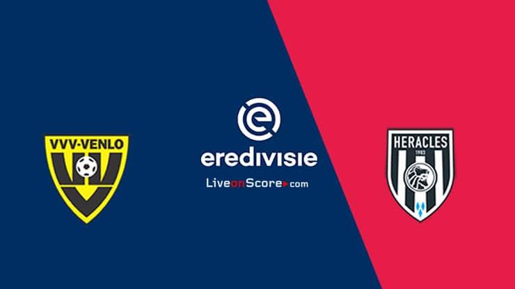 Venlo vs Heracles Preview and Prediction Live stream – Eredivisie 2020