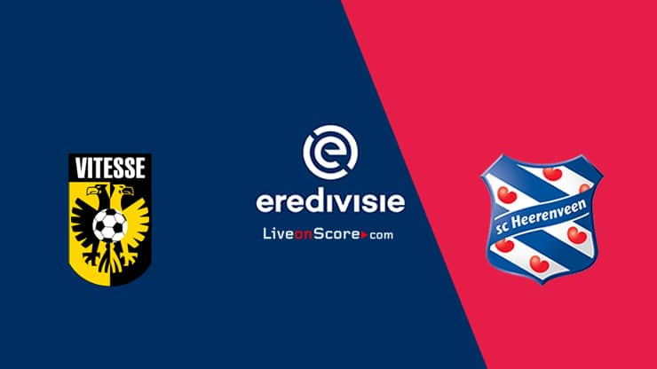 Vitesse vs Heerenveen Preview and Prediction Live stream – Eredivisie 2020