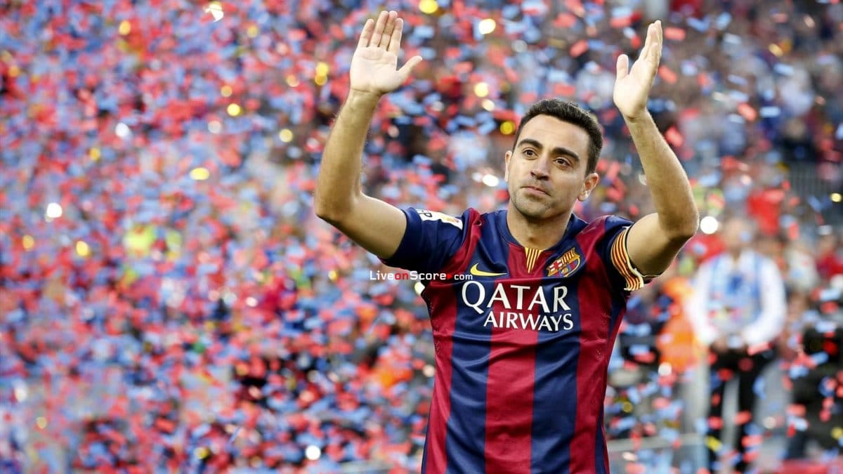 Xavi reveals the three players he would sign for Barcelona if given the managerial job