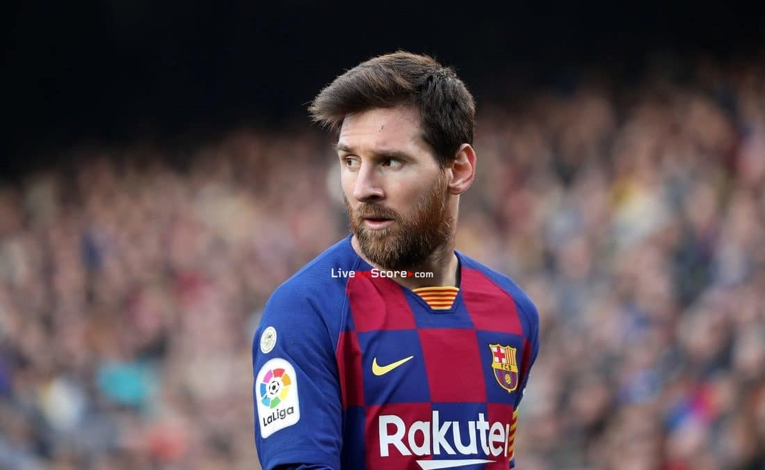 Messi confirms players wage cut