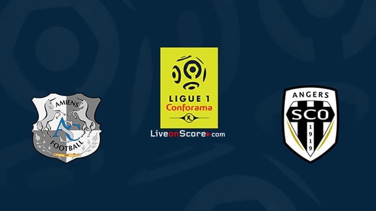 Amiens vs Angers Preview and Prediction Live stream Ligue 1 2020