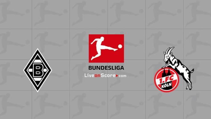 B. Monchengladbach vs FC Koln Preview and Prediction Live stream Bundesliga 2020