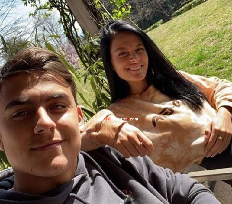 Paulo Dybala confirmed that both he and his girlfriend have tested positive for the Coronavirus