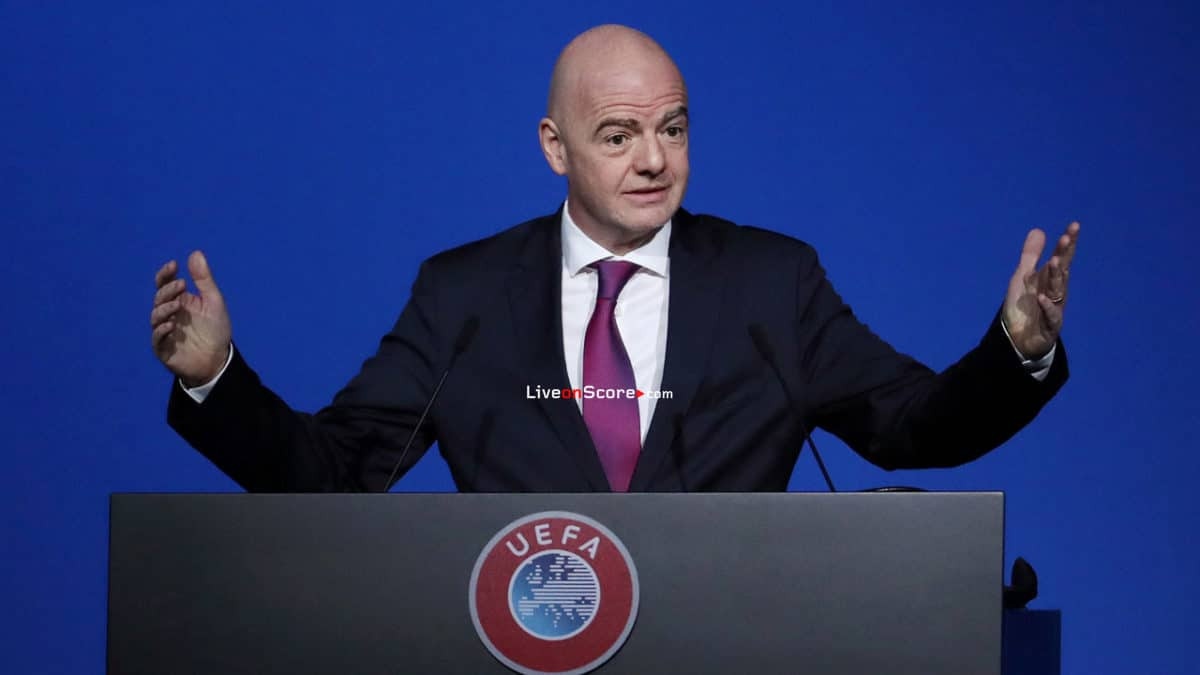 Infantino: 'Let's all save football together'