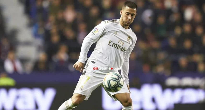 Eden Hazard Admits That His First Season at Real Madrid Has Been Bad