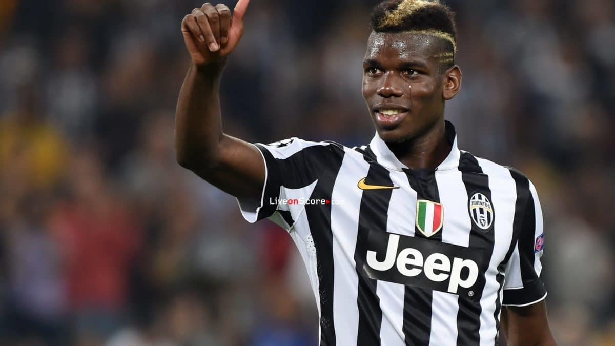 Juventus is Pogba's preferred destination