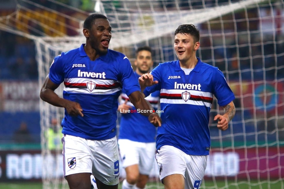 The Sampdoria players who tested negative for the coronavirus have finished