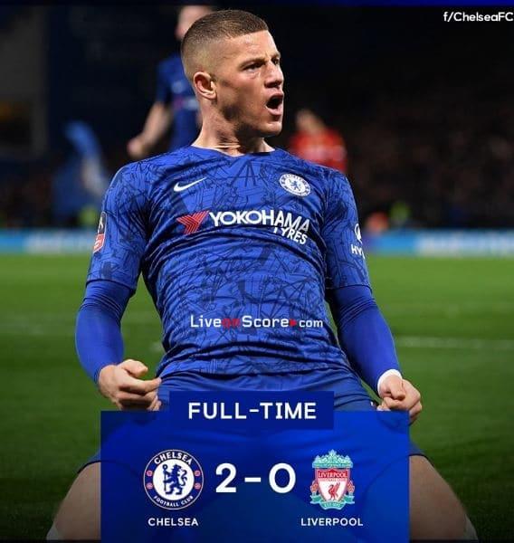 Chelsea 2 0 Liverpool Archives Liveonscore Com
