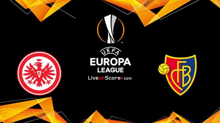 Eintracht Frankfurt vs Basel Preview and Prediction Live stream UEFA Europa League 1/8 Finals  2020