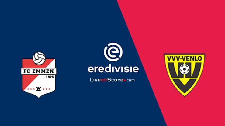 FC Emmen vs Venlo Preview and Prediction Live stream – Eredivisie 2020