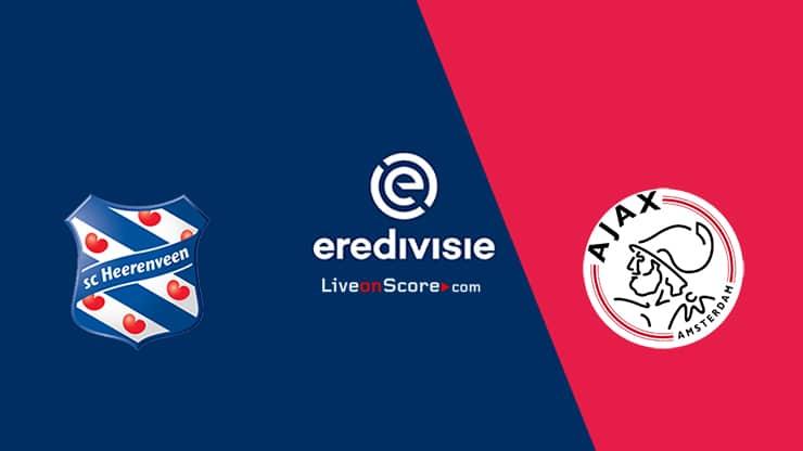 Heerenveen vs Ajax Preview and Prediction Live stream – Eredivisie 2020