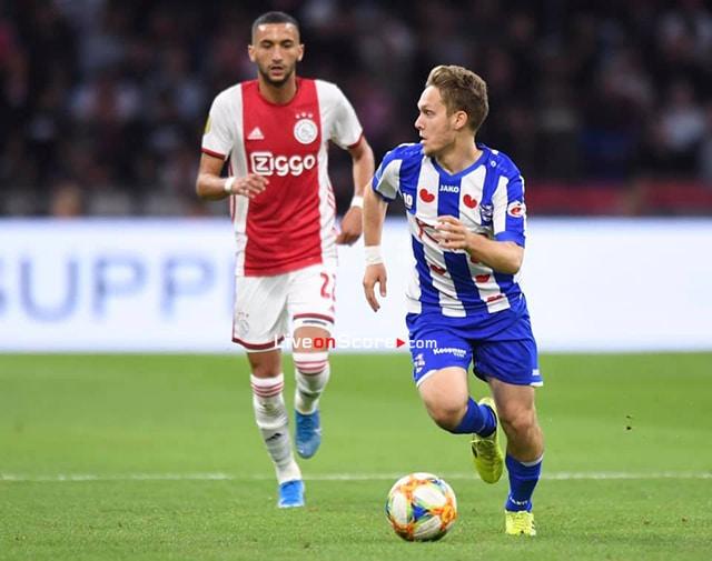 Heerenveen vs Ajax Preview and Prediction Live stream ...
