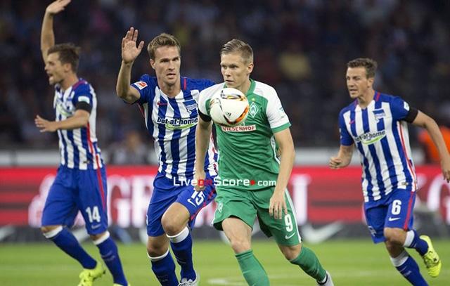 Hertha Werder 2020