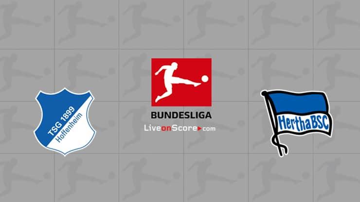 Hoffenheim vs Hertha Berlin Preview and Prediction Live stream Bundesliga 2020