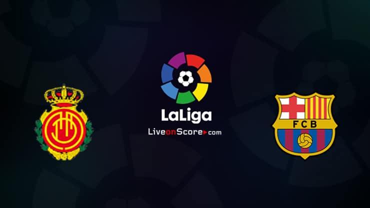 Mallorca vs Barcelona Preview and Prediction Live stream LaLiga Santander 2020