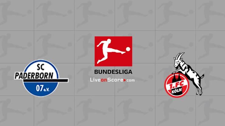 Paderborn vs FC Koln Preview and Prediction Live stream Bundesliga 2020