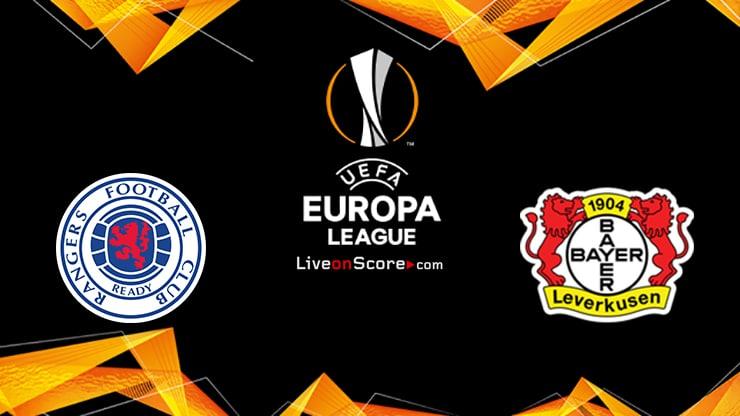 Rangers vs Bayer Leverkusen Preview and Prediction Live stream UEFA Europa League 1/8 Finals  2020