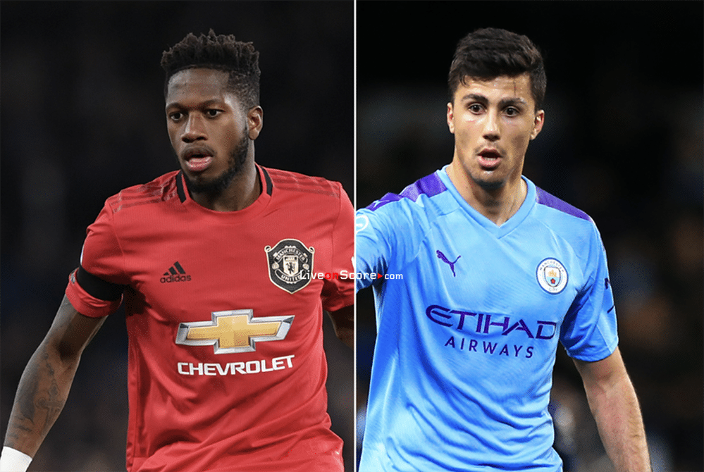 Fred and Rodri duel key to derby dominance