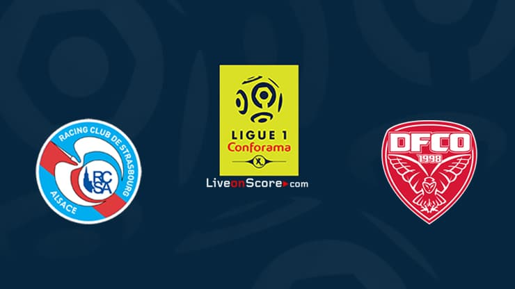 Strasbourg vs Dijon Preview and Prediction Live stream Ligue 1 2020