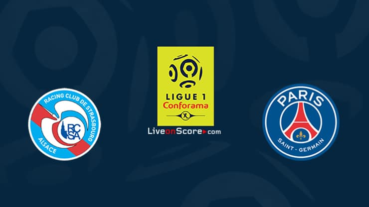 Strasbourg vs Paris SG Preview and Prediction Live stream Ligue 1 2020