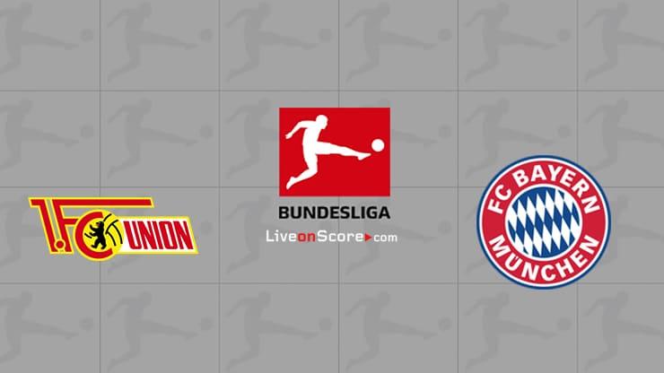 Union Berlin vs Bayern Munich Preview and Prediction Live stream Bundesliga 2020