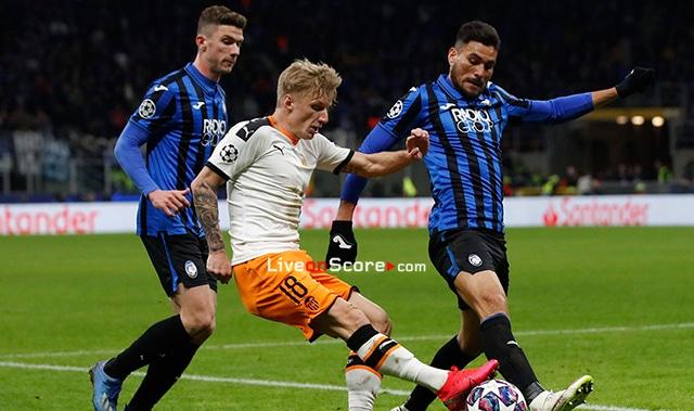 Valencia vs Atalanta Preview and Prediction Live stream ...