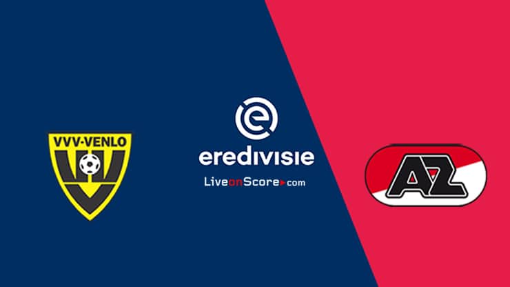Venlo vs AZ Alkmaar Previa y Predicción Transmision en vivo - Eredivisie 2020