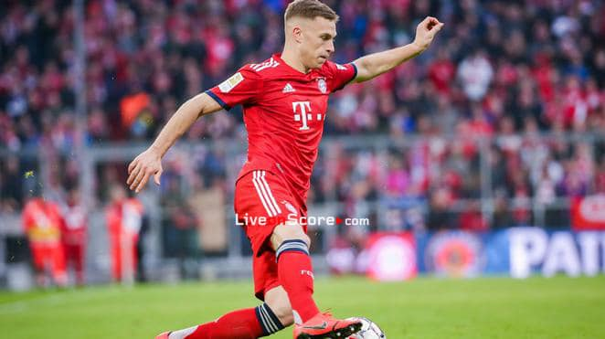 Ball magnet Kimmich fires Bayern intolast four